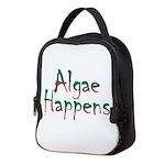Algae Happens - Neoprene Lunch Bag