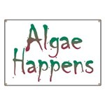 Algae Happens - Banner