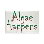 Algae Happens - Rectangle Magnet (10 pack)