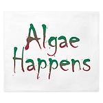 Algae Happens - King Duvet