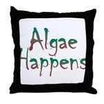 Algae Happens - Throw Pillow