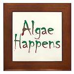 Algae Happens - Framed Tile