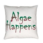 Algae Happens - Everyday Pillow