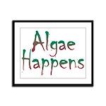 Algae Happens - Framed Panel Print