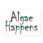 Algae Happens - Postcards (Package of 8)