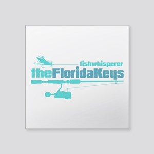 fw Florida Keys Sticker