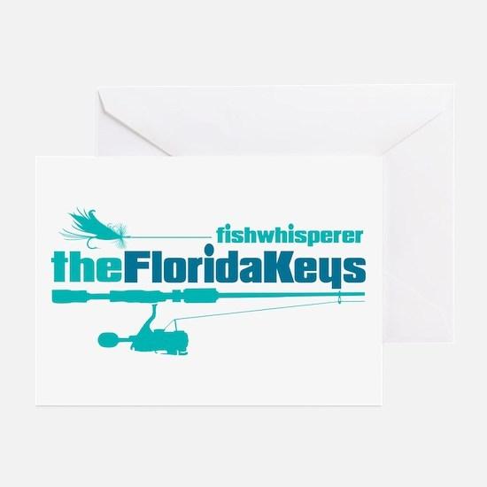 fw Florida Keys Greeting Cards