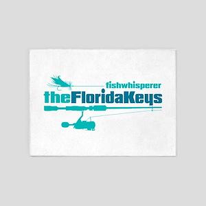 fw Florida Keys 5'x7'Area Rug