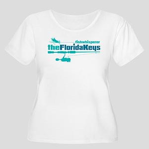 fw Florida Keys Plus Size T-Shirt