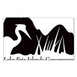 Lake Erie Islands Conservancy Sticker