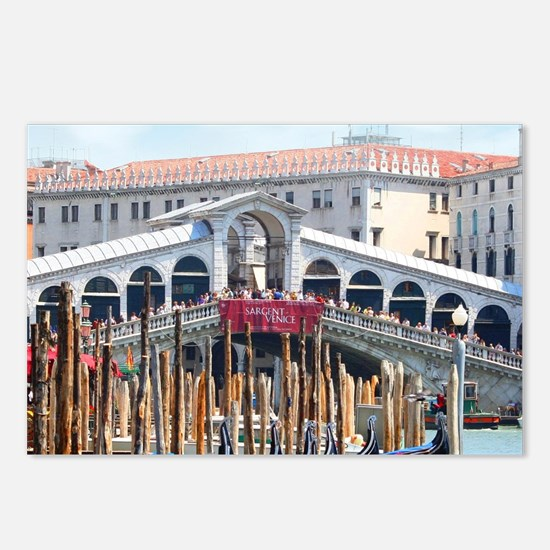 Venice_20171201_by_JAMFot Postcards (Package of 8)