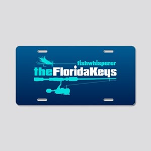 fw Florida Keys Aluminum License Plate