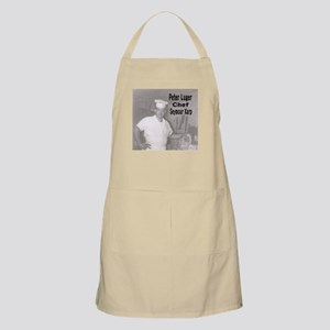 Chef Seymour Karp Light Apron
