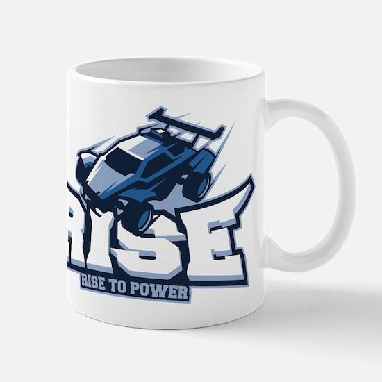 Rise to Power Mugs