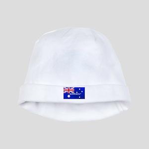 AUSTRALIAN FLAG baby hat