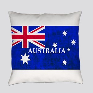 AUSTRALIAN FLAG Everyday Pillow