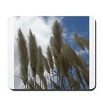 Pampas Grass and Sky Mousepad