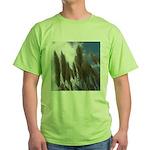 Pampas Grass and Sky Green T-Shirt