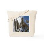 Pampas Grass and Sky Tote Bag