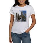 Pampas Grass and Sky Women's T-Shirt