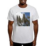 Pampas Grass and Sky Light T-Shirt
