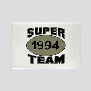 Super Team 1994 Rectangle Magnet