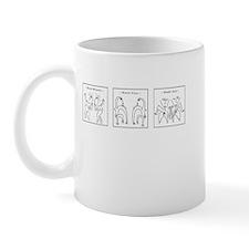 Naked Trio Mug