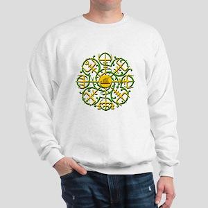 Knotwork Vegvisir - Viking Co Sweatshirt