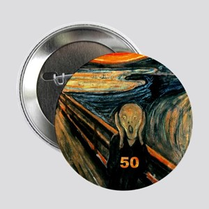 Scream 50th Button