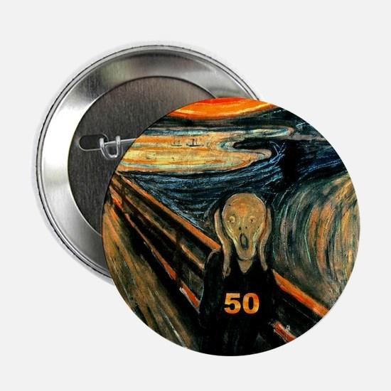 Scream 50th Button