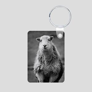 Happy Sheep Keychains