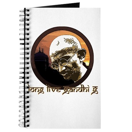 Long Live Gandhi G Journal