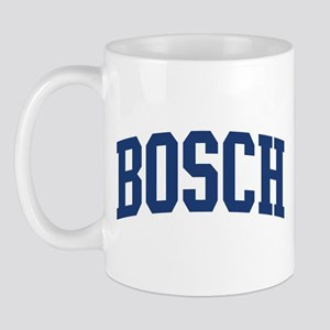 BOSCH design (blue) Mug