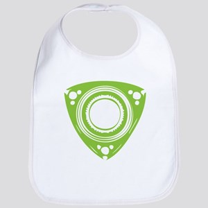 rotarybutton Baby Bib