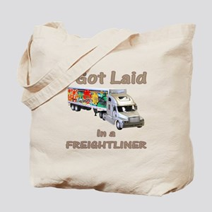 Freightliner Trucker Shirts a Tote Bag