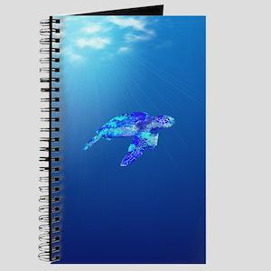 Underwater Sea Turtle Journal