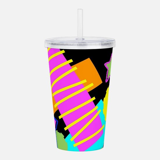 Stars And Stripes Acrylic Double-wall Tumbler