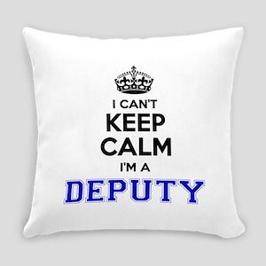DEPUTY I cant keeep calm Everyday Pillow