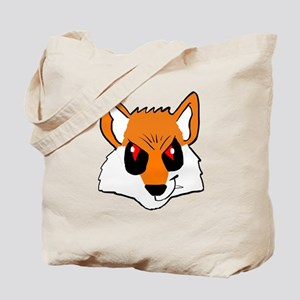Evil Fox Tote Bag
