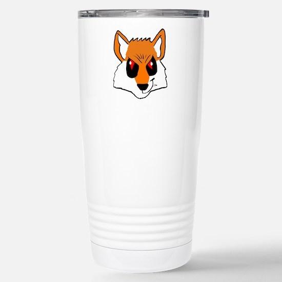 Evil Fox Travel Mug