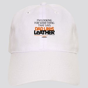 Arrested Development Dad Likes Leather Cap