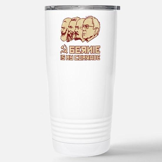 Bernie Is My Comrade Travel Mug