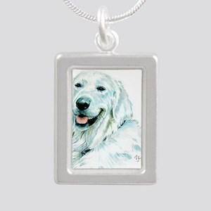 English Retriever Necklaces