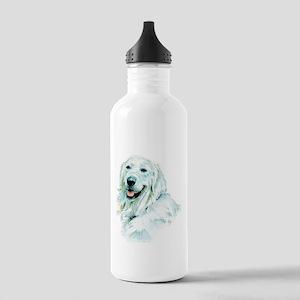 English Retriever Water Bottle