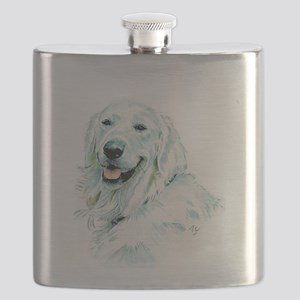 English Retriever Flask