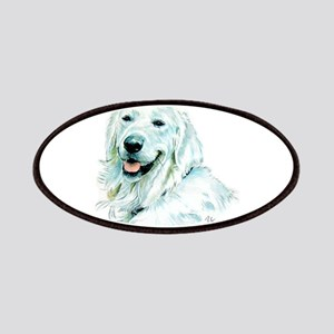 English Retriever Patches