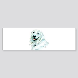 English Retriever Bumper Sticker