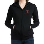 Personalize Tricycle Women's Zip Hoodie