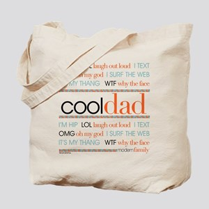 Modern Family Cool Dad Tote Bag