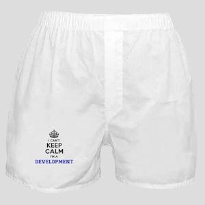 Development I cant keeep calm Boxer Shorts